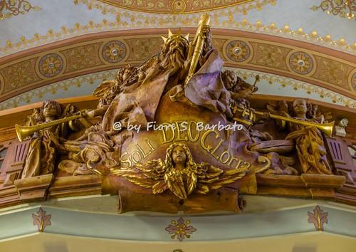 Ortisei (BZ), 2015, Chiesa di Sant'Ulrico e dell'Epifania del Signore.