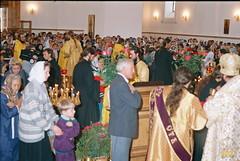 086. Consecration of the Dormition Cathedral. September 8, 2000 / Освящение Успенского собора. 8 сентября 2000 г
