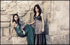 MARIA Y SONIA - POR IRIS LAGUNA