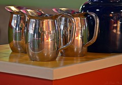 Metal Pitchers-HCS! (✿☼Hot & Humid-Whew!!!☼✿) Tags: metal pitchers annapurna clichesaturday