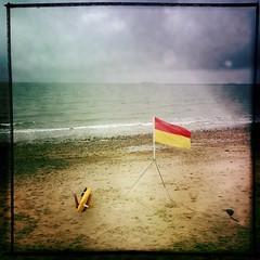 Photo of Bank Holiday Monday at Whitley Bay Beach