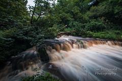 IMG_5227 (Ian McDonald Photography) Tags: water river scotland countryside waterfall long exposure scenic glen lynn dalry ayrshire