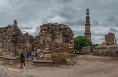 DSC_6828 (Berserker.ch) Tags: india delhi minar qutab