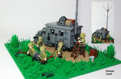 Funkkraftwagen