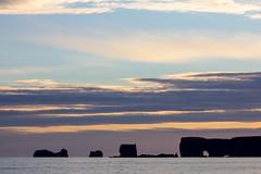 Dyrhlaey (MeganSpooner) Tags: sunset seascape beach clouds iceland dusk south vik southcoast cloudscape cloudysky blackbeach reynisfjara dyrhlaey myrdalshreppur