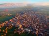 Louxor (denismartin) Tags: sun sunrise egypt middleeast aerialview nile hotairballoon nil luxor ballooning egypte louxor moyenorient denismartin