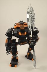 Seth's close range weapon (Ddke) Tags: lego scifi mech