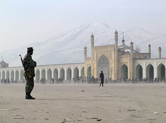 The Great Mosque, Kabul, Afghanistan