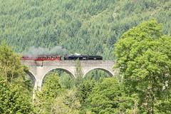 Glenfinnan Viadukt - Hogwarts Express