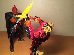 Impetus (xFlashDx) Tags: toy lego action technic figure bionicle 2015