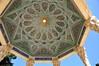 Patterns of Tomb of Hafez (kineky1) Tags: blue sky iran patterns tomb shiraz hafez