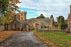 Dirleton Kirk (Thanks for all the Likes & Comments) (MilesGrayPhotography (AnimalsBeforeHumans)) Tags: old uk autumn urban church graveyard architecture rural canon photography eos scotland town photo europe village britain usm lothians ef kirk 6d eastlothian 24105 dirleton f4l canon24105mmf4lisusm ef24105mm villagearchitecture canon6d canoneos6d dirletonkirk