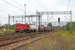 DBS T448P 033 ( 10.09.15 ) (arjan-mat64) Tags: diesel polska db cargo dbs unit schenker trzebinia jaworzno szczakowa t448p t448