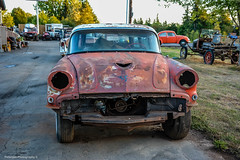 Rusty Relics - 1956 Buick Special 4-door Stationwagon (spetersonphotography) Tags: cars vintage washington forsale toledo trucks antiques washingtonstate oldcars antiquetrucks relics vintagecars antiquecars vintagetrucks oldtrucks rustyrelics nikond5200 nikonafsdx18140mmf3556edvr 1956buickspecial4doorstationwagon