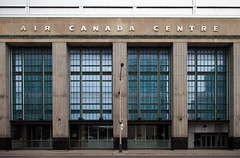 The Hangar (Jack Landau) Tags: street city urban toronto canada nhl bay acc downtown air centre arena nba