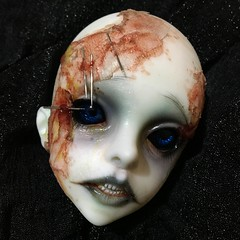 Dollzone Carter (Sadomina) Tags: halloween dark dead death pain blood doll zombie creepy gore horror carter bjd macabre abjd balljointed balljointeddoll morbide dollzone sadomina