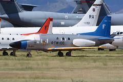 165523.DMA220915 (MarkP51) Tags: plane airplane nikon image aircraft military sabre boneyard dma northamerican davismonthanafb kdma aviationphotography d7100 amarg 165523 t39n markp51