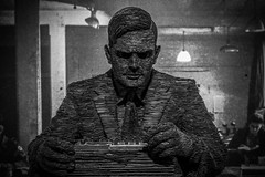 Turing frozen in time (Nigel Fox (insignia50)) Tags: park alan code 1940 slate breakers turing bletchley