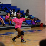 Airport JV Volleyball vs Chapin - Pink Game