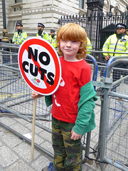 No Cuts for His Future (Kombizz) Tags: uk boy people london students education candid union nhs newgeneration whitehall conservativeparty protesters placard bankofengland pensioner publicservices tradeunion gingerhair futuregeneration redhairboy nationaldemonstration kombizz greedybankers thewelfarestate welfareservices governmentsausterity 1100513 defytoryrule endausteritynow peoplesassemblies nocutsforhisfuture ideologicalwar peoplesassembly thepeoplesassembly