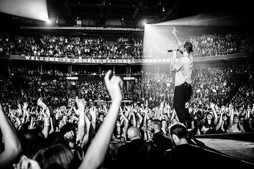 Imagine Dragons Live Concert @ Forest National-4232