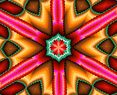 Indian 6-0 (crescentmoongal) Tags: abstract color kaleidoscopes