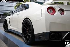 Nissan GTR R35 ADV005 M.V1 CS Series (ADV1WHEELS) Tags: street black bangkok wheels deep racing rims luxury spec forged concave stance 20inch prodrive oem lightweight matteblack 3piece 1piece adv1 custoim forgedwheels 20x12 deepconcave 20x105 advone advancedone