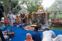 IMG_5388 (iskconmonk) Tags: festival prabhupada swami kartik prabhu brahmananda vrindavan iskcon swamiji sanyasi goshala iskconvrindavan