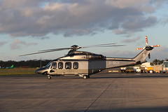 G-DCII AgustaWestland AW139, Profred Partners LLP, Bristol Lulsgate, Somerset (Kev Slade Too) Tags: bristol lulsgate eggd agustawestland aw139 gdcii profredpartnersllp flyingcentre