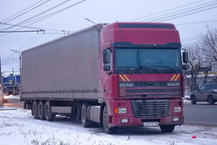 DAF FT 95XF.380   037  116 (zauralec) Tags: auto car ft daf    kurgan      95xf380