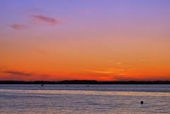 Schwedeneck Sunset (Gelegenheitsknipser) Tags: strand deutschland licht meer sonnenuntergang dmmerung sh ostsee 2009 rd schleswigholstein abendrot norddeutschland eckernfrderbucht schwedeneck kreisrendsburgeckernfrde grnwohld dnischerwohld mpfotonet gelegenheitsknipserde marcopagel