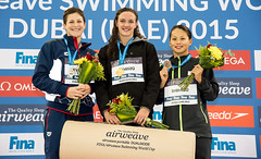 FINA/airweave Swimming World Cup 2015 - Dubai (fina1908) Tags: 2015 fina swimming worldcup airweave dubai 200individualmedleywomen unitedarabemirates uae swc swc15