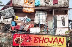 151129 Spicy Hotel (BavarIndia) Tags: india hotel spicy kolkata indien westbengal bhojan