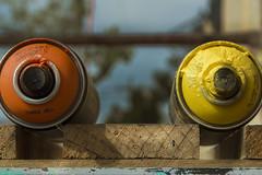 Latas Naranjillo. (DP@Makers Creative Studio.) Tags: orange streetart art yellow mxico canon mexico mural paint arte documentary ciudad spray amarillo cans naranja pintura distritofederal 6d documental mxicocity latas artecallejero ciudaddemxico muralist eos6d canon6d photoshopcs6