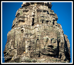 Angkor Thom - the Buddha (calamur) Tags: architecture cambodia buddhist religion temples siemreap buddhisttemple angkorthom harinicalamur nikond7000