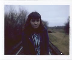 Nancy (HaydenKlein) Tags: camera blur 120 film girl beautiful