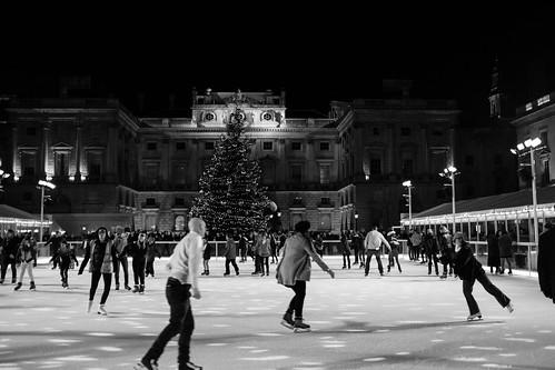 Skating @ Somerset House ©  Still ePsiLoN