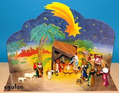 New post! Playmobil Reference 5719 Nativity and Wise Kings (egolon) Tags: christmas kings wise nativity playmobil