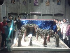 "15.12.15 E' iniziata la Novena davanti al presepe in Chiesa • <a style=""font-size:0.8em;"" href=""http://www.flickr.com/photos/82334474@N06/23963672886/"" target=""_blank"">View on Flickr</a>"