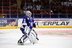 Joel Gistedt 2013-09-14 (Michael Erhardsson) Tags: joel gistedt 20130914 mlvakt leksand lif uppvrmning goalie 2013 shl