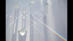 Prism Lights... (CatMacBride) Tags: video prism crystal light shadow timelapse