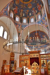 DSC_8378 (AndrewGould) Tags: orthodox dome fresco mural iconography byzantine russian holy ascension