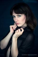 Arielle portrait (stevenjones596) Tags: portraitphotographer felmale model ringlight sexy studio lights