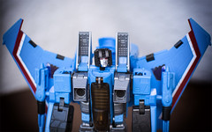 iGear (Jon..Hall) Tags: masterpiece transformers seeker seekers thundercracker hasbro igear jet altmode nikon nikond7100 d7100 toy toys toyphotography