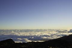 Look Out (plainmama) Tags: haleakala hawaii maui sky mountain clouds