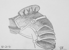 Day 21: Armor (KristinVictoria) Tags: 31daydrawingchallenge 31 day drawing challenge drawingchallenge kvart31 kvart art artist artistic based arizona az from washington wa graphite sketch sketching alwayssketching draw alwaysdrawing always doodle doodling create colours creating colors colour color curves curve detail details emotion expressing emotions expression expressions form forms gray grays grey greys inprogress progress studio inthestudio in the markmaking mark making makersmovement makers movement makersgonnamake gonna make armor