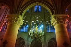 Between - Notre-Dame de Paris