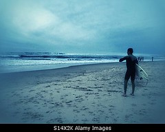 Photo accepted by Stockimo (vanya.bovajo) Tags: stockimo iphonegraphy iphone surfer man ocean coast line surfing sunset sunrise wind cold weather sport water beach adult person