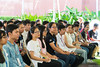 """More than 250 young Cambodians who received a """"Grade A"""" on the 2016 National High School Exam visited the Embassy on Sunday for a special event to promote study in the United States. (USEmbassyPhnomPenh) Tags: educational advising material variety us college university book cd resources prepare standardized test english foreign language toefl scholastic assessment sat graduate record exam gre management admissions gmat students internet center colleges universities united states testing cambodian opportunity study educationusa information scholarship government grant institution foundation counseling session service"""