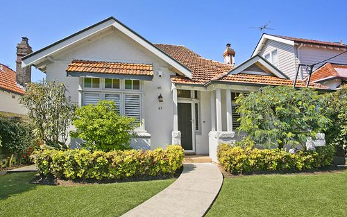 63 Bond Street, Mosman NSW 2088